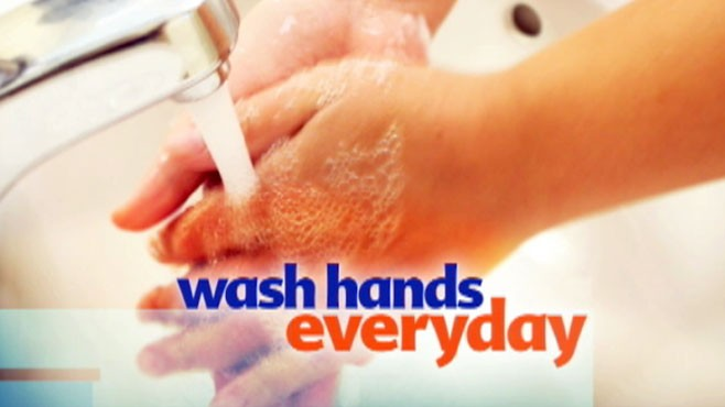 VIDEO: How many times a day should you really wash your hands?