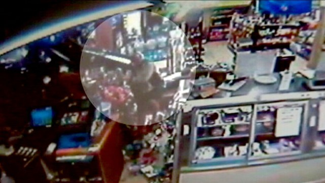 VIDEO: Truck Crashes Into Store Window, Hits Customer