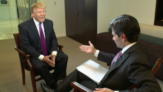 VIDEO: Donald Trump continues to push birther talk and contemplates presidential run.