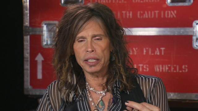 VIDEO: Aerosmith frontman is back with lead guitarist Joe Perry for a brand-new album.