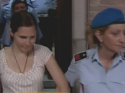 VIDEO: American college student testifies in her defense for second day in Italy.