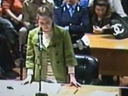 VIDEO: Italian jury begins deliberations on the fate of the American college student.