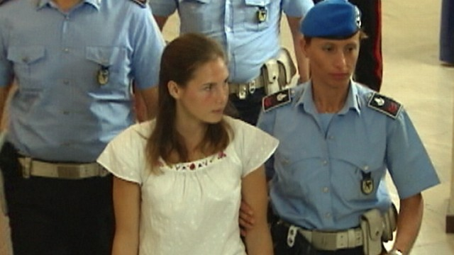 VIDEO: College student convicted of murder in Italy has achieved a huge legal victory.
