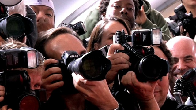 """VIDEO: Arguments between photographers and Hollywoods biggest stars get ugly in """"Sell-ebrity."""""""