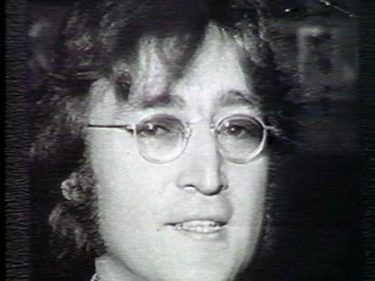 A Look Back at John Lennons Life