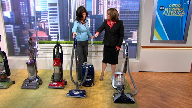 VIDEO: Consumer Reports tested 89 vacuums on more than 3,000 miles of dirty carpet.