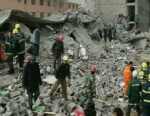 VIDEO: The strongest in a series of quakes registered at a 6.9 magnitude.