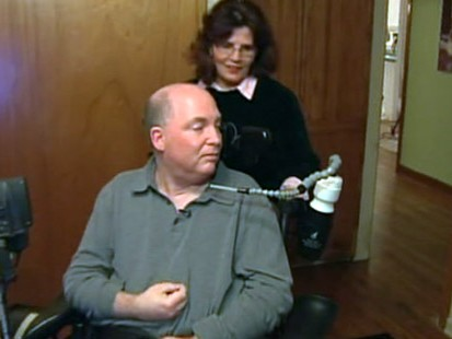 VIDEO: Rom Houben was believed to be in a coma for 23 years, but was in fact paralyzed.