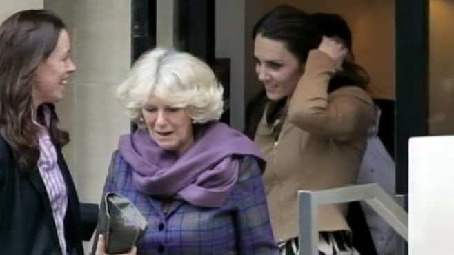 VIDEO: Nick Watt explores the friendship of Kate Middleton and Camilla Parker Bowles.