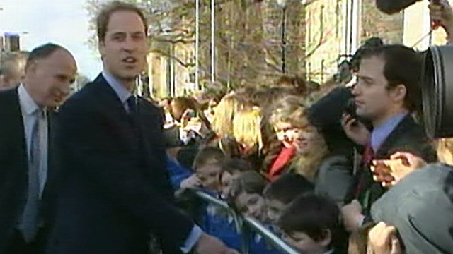 Prince William Allegedly Tailed by Investigator