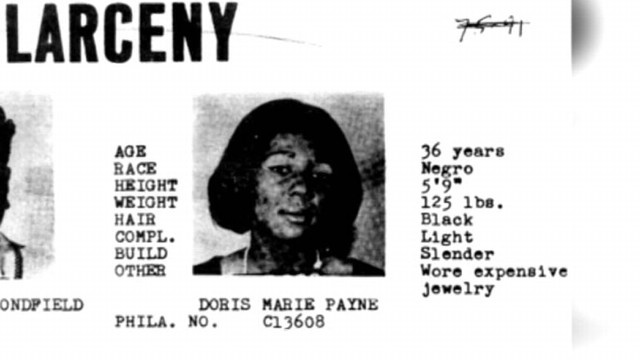 VIDEO: 83-year-old Doris Payne was arrested again just three months after her July prison release.