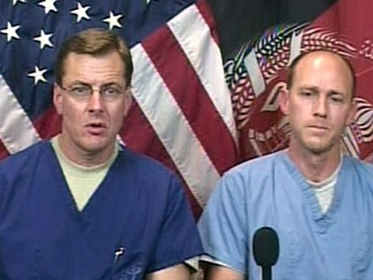 VIDEO: Doctors Operate on Soldier With Explosive in Skull