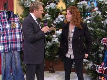VIDEO: Shaun White talks about his winning run in Vancouver and his new projects.