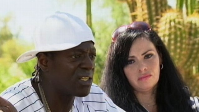 VIDEO: The hip-hop legend's fiancee switches places with Twisted Sister frontman's wife
