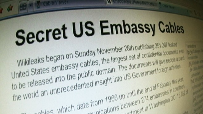 VIDEO: Wikileaks and Hackers
