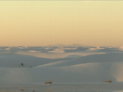 VIDEO: Take a Trip to White Sands, New Mexico