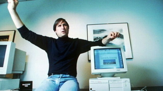 VIDEO: Inspirational words from the Apple founder reveal much about his life.