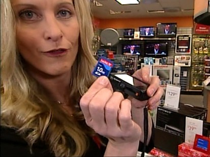 VIDEO: Contributor Becky Worley explains how to use newly received gadget gifts.