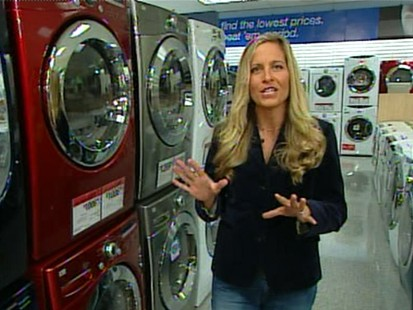 VIDEO: A new government program offers rebates to consumers who buy green appliances.