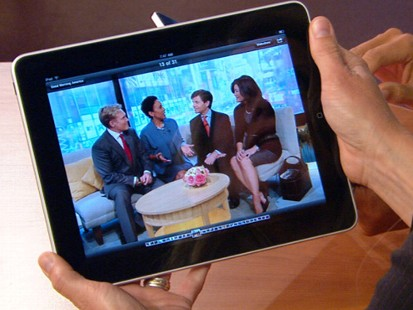 VIDEO: Exclusive look at the iPad