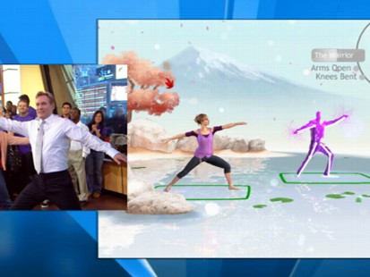 """VIDEO: """"GMA"""" checks out the newest gadgets, including the Kinect for Xbox 360."""