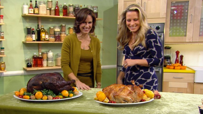 VIDEO: Becky Worley explains how to mail order a delicious Thanksgiving dinner.