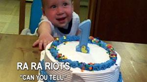 Your Three Words: Ra Ra Riot