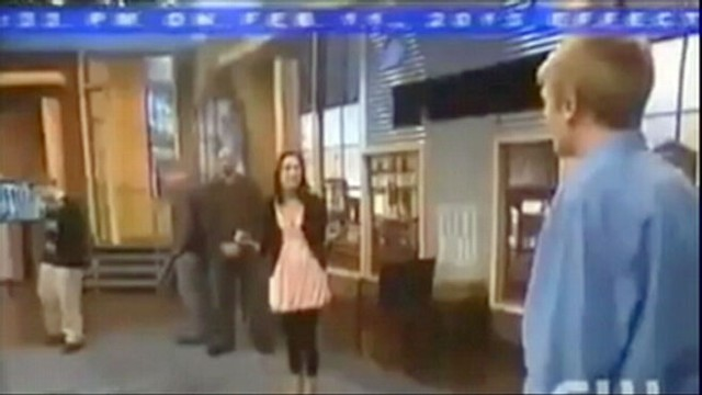 VIDEO: TV Station Interrupted by Warnings of Zombie Apocalypse