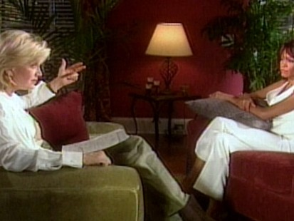 VIDEO: Whitney Houston spoke to Diane Sawyer in December 2002 about her past drug use.