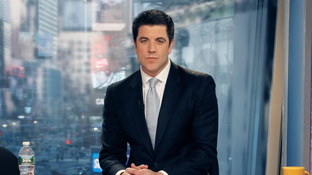 PHOTO: Josh Elliott will join ABC News in the coming weeks as Good Morning Americas news reader.