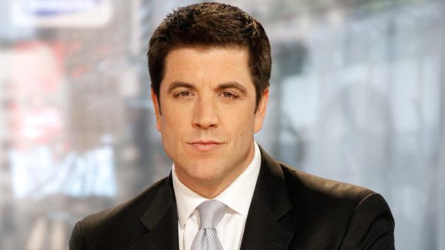 PHOTO:Good Morning America anchor Josh Elliott.