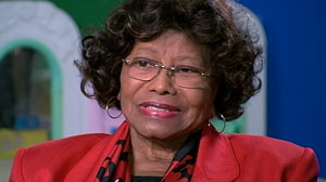 "PHOTO Katherine Jackson is shown on ""Good Morning America,"" Feb. 24, 2011."