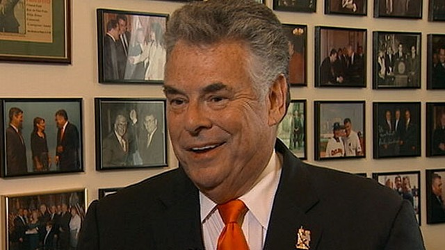 Rep. Peter King Stokes 2016 Presidential Speculation: Im going to certainly look at it