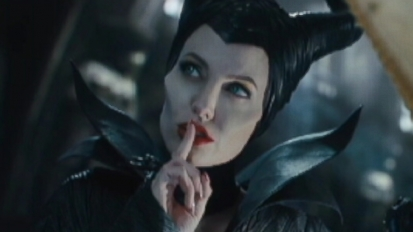 "VIDEO: Angelina Jolie delivers the chills with her performance in Disneys ""Maleficent."""