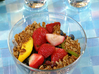 Dr. Savard's Secret Morning Mix High-Fiber Granola