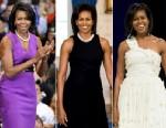 PHOTO Michelle Obama sleeveless dresses