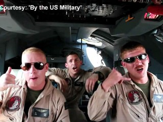"U.S. Marines - ""Call Me Maybe"""