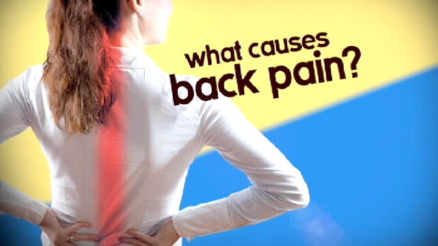 VIDEO: Ways you can prevent back pain brought to you by Aleve.