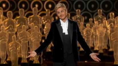 VIDEO: Ellen DeGeneres best jokes from Oscar show.