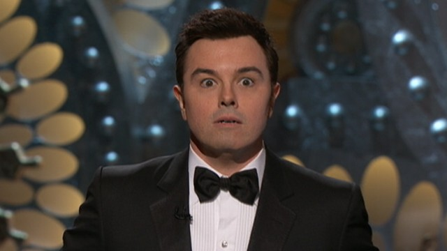 VIDEO: Seth MacFarlane uses 'The Sound of Music' joke to introduce Christopher Plummer.