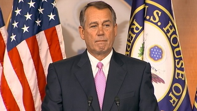 """VIDEO: John Boehner is pressed on his insistance of achieving a """"majority within the majority"""" on reform."""