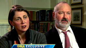"PHOTO Randy and Evi Quaid opened up to ""Good Morning America,"" about their increasingly bizarre behavior"