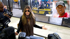 Tiger Woods Alleged Mistress Rachel Uchitel: Tiger And I Are Not Friends