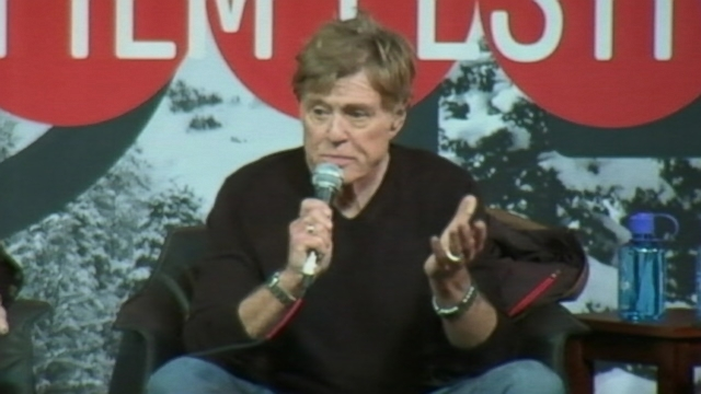 """VIDEO: Robert Redford says the film """"All Is Lost"""" suffered from """"little to no distribution."""""""