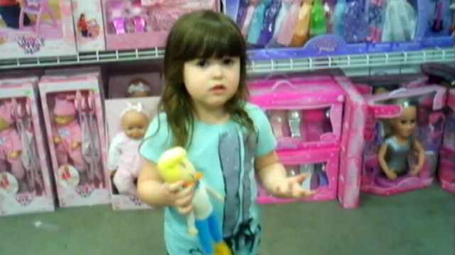 VIDEO: Riley goes on a toy store rant about certain products sold to boys and girls.