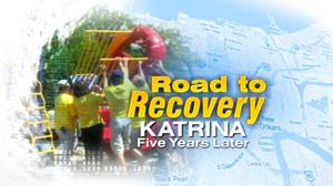 GMA Road to Recovery Katrina