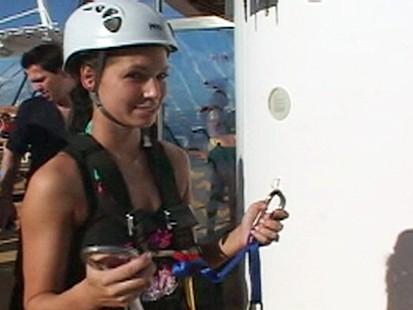 VIDEO: Melissa Roycroft Oasis of the Seas Adventures