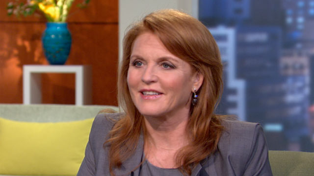 "PHOTO: Sarah Ferguson stars in a new six-part docu-series called ""Finding Sarah"" on OWN, The Oprah Winfrey Network."