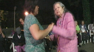 Dementia Patients Party Through the Night