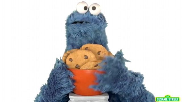 Cookie Monster Spoofs I Love It